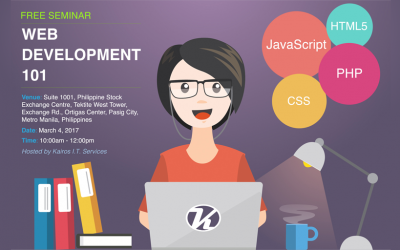 Free Seminar: Web Development 101