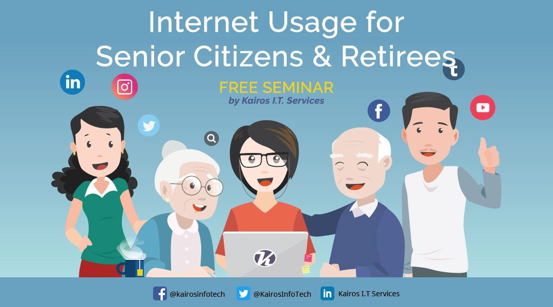 Guest List For Internet Usage For Senior Citizens And Retirees