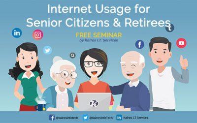 Enjoying Retirement Through Learning the Internet
