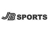 JB Sports grayscale logo